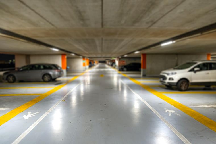 えんぱーく駐車場